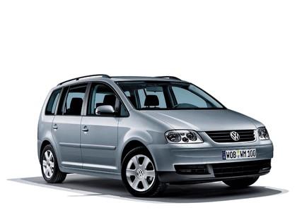 2006 Volkswagen Touran Goal 1