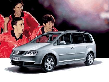 2006 Volkswagen Touran Goal 4