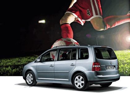 2006 Volkswagen Touran Goal 5