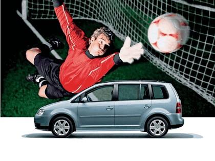 2006 Volkswagen Touran Goal 6