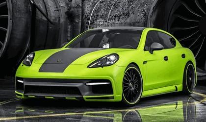 2013 Porsche Panamera ( 970 ) by Regula Exclusive 1
