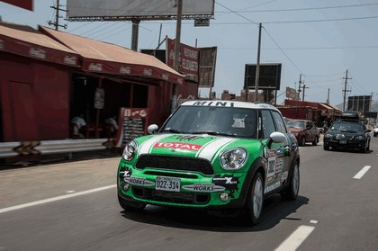 2013 Mini Countryman - Dakar rally 1