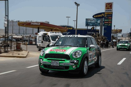 2013 Mini Countryman - Dakar rally 2