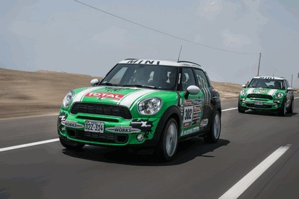 2013 Mini Countryman - Dakar rally 3