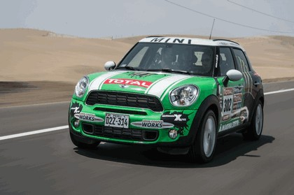 2013 Mini Countryman - Dakar rally 4