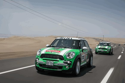 2013 Mini Countryman - Dakar rally 5