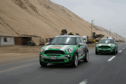2013 Mini Countryman - Dakar rally 6