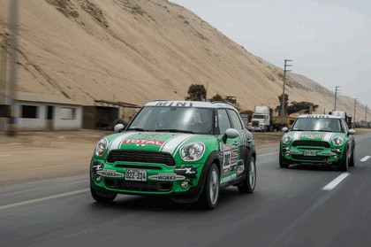 2013 Mini Countryman - Dakar rally 7