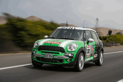 2013 Mini Countryman - Dakar rally 8