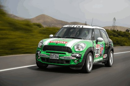 2013 Mini Countryman - Dakar rally 9