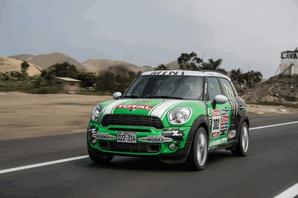 2013 Mini Countryman - Dakar rally 10