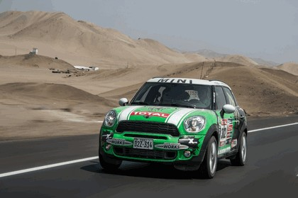 2013 Mini Countryman - Dakar rally 11