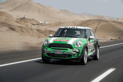 2013 Mini Countryman - Dakar rally 12