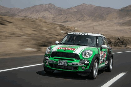 2013 Mini Countryman - Dakar rally 14