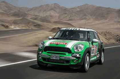 2013 Mini Countryman - Dakar rally 15
