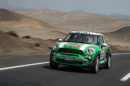 2013 Mini Countryman - Dakar rally 16