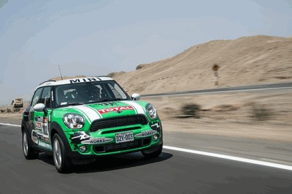 2013 Mini Countryman - Dakar rally 18