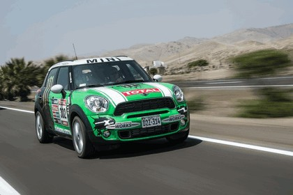 2013 Mini Countryman - Dakar rally 19