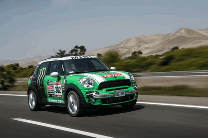 2013 Mini Countryman - Dakar rally 20
