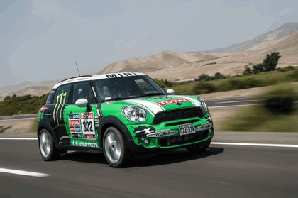 2013 Mini Countryman - Dakar rally 21