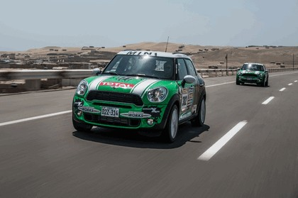 2013 Mini Countryman - Dakar rally 23