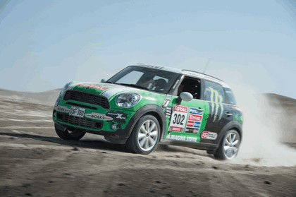 2013 Mini Countryman - Dakar rally 24