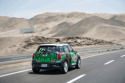2013 Mini Countryman - Dakar rally 26