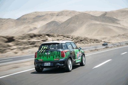 2013 Mini Countryman - Dakar rally 27