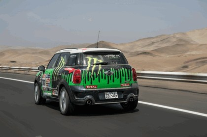 2013 Mini Countryman - Dakar rally 29
