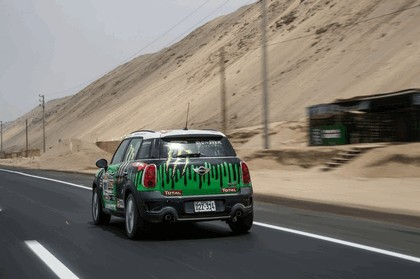2013 Mini Countryman - Dakar rally 30