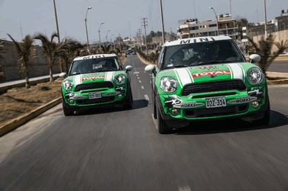 2013 Mini Countryman - Dakar rally 32