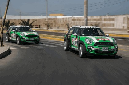2013 Mini Countryman - Dakar rally 33
