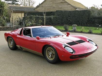 1971 Lamborghini Miura SV 3