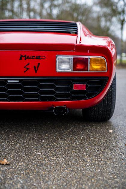 1971 Lamborghini Miura SV 15