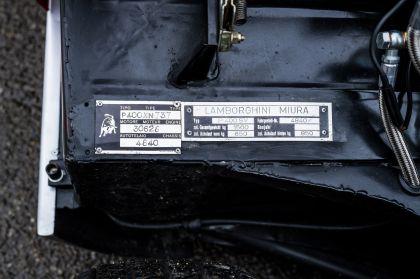 1971 Lamborghini Miura SV 16