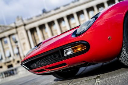 1971 Lamborghini Miura SV 22