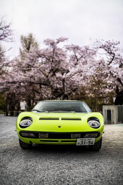 1971 Lamborghini Miura SV 24