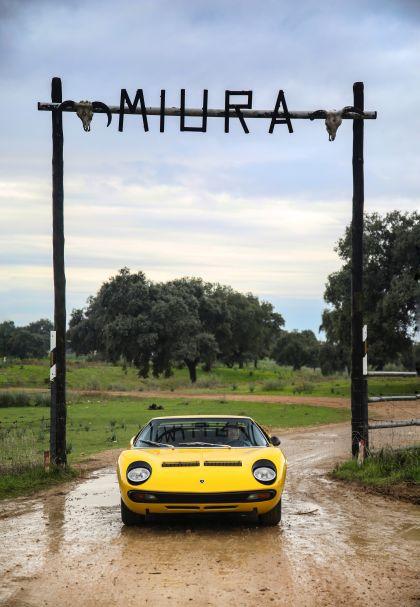 1971 Lamborghini Miura SV 25