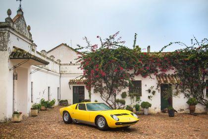 1971 Lamborghini Miura SV 28