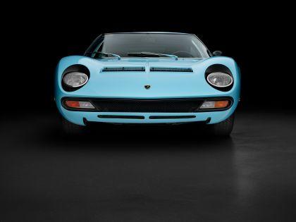 1971 Lamborghini Miura SV 31