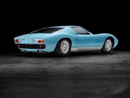 1971 Lamborghini Miura SV 33