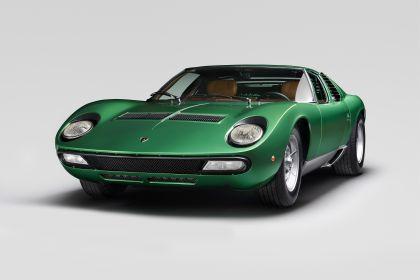 1971 Lamborghini Miura SV 34