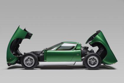 1971 Lamborghini Miura SV 36