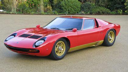 1971 Lamborghini Miura SV 2