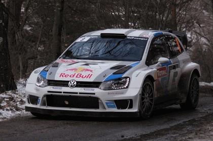 2013 Volkswagen Polo R WRC - Monte Carlo 4