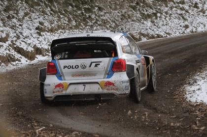 2013 Volkswagen Polo R WRC - Monte Carlo 5