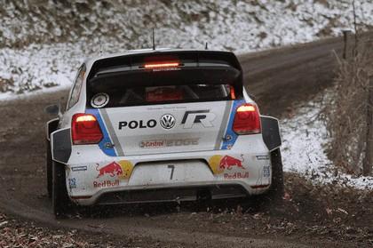 2013 Volkswagen Polo R WRC - Monte Carlo 6