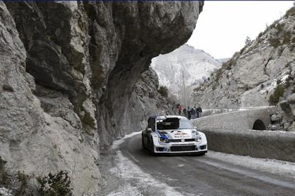 2013 Volkswagen Polo R WRC - Monte Carlo 8
