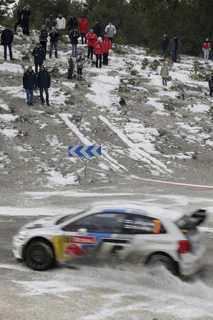 2013 Volkswagen Polo R WRC - Monte Carlo 12