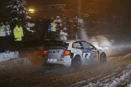 2013 Volkswagen Polo R WRC - Monte Carlo 14